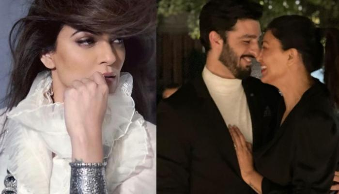 Sushmita Sen Shares A Cryptic Post, Netizens Wonder Whether She Broke Up With BF, Rohman Shawl