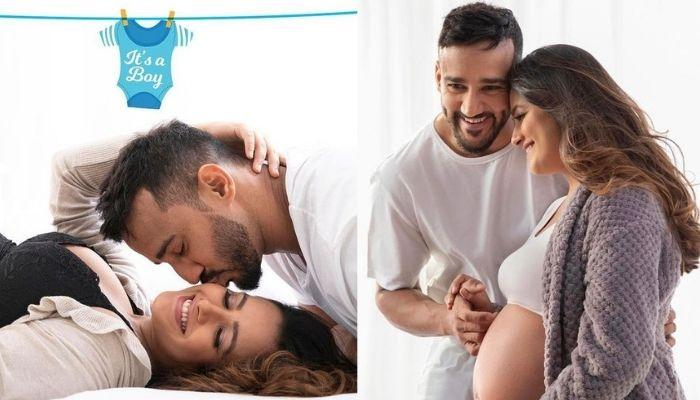 Anita Hassanandani Finally Shares The First Family Photo With Her Newborn Son And Hubby, Rohit Reddy