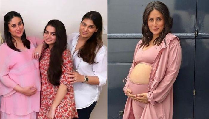 9 Months Pregger, Kareena Kapoor Spotted Shooting With Her Team A Day Ahead Of Her Due Date [Video]