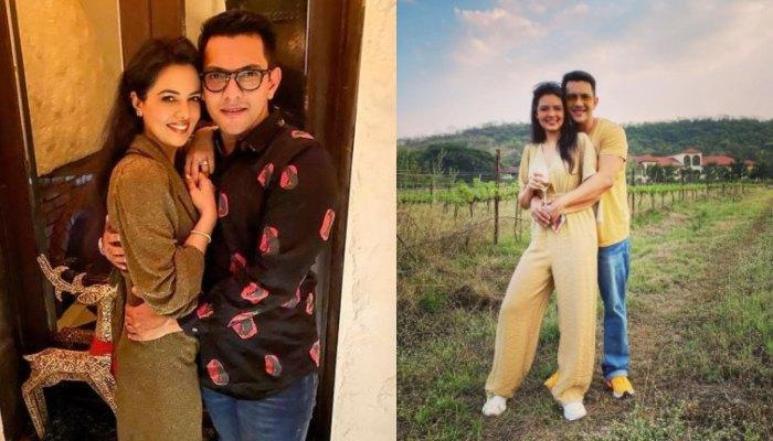 Aditya Narayan Opened-Up About His And Wife, Shweta Agarwal's First Valentine's Day After Marriage