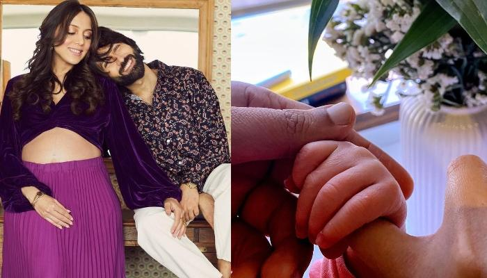 Nakuul Mehta's Wifey, Jankee Parekh Reveals Their Baby Boy's Unique Name, Shares The Story Behind It