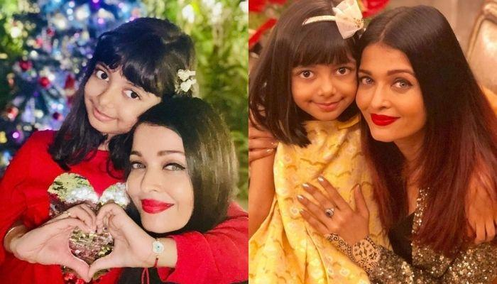 Aishwarya Rai Celebrates Valentine's Day With Aaradhya, Gives Glimpses Of Their In-House Party