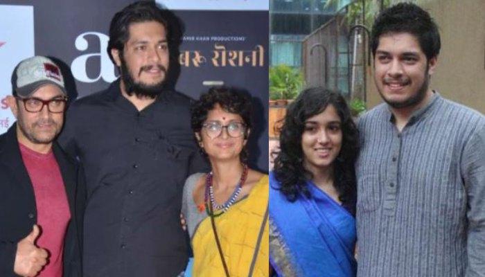 Aamir Khan's Son, Junaid Khan's Drastic Weight Loss Ahead Of Bollywood Debut, Ira Khan Gives Glimpse