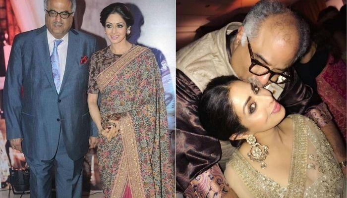 Boney Kapoor Was Once Offered To Play The Lead Role Opposite Wife, Sridevi, This Is How He Reacted