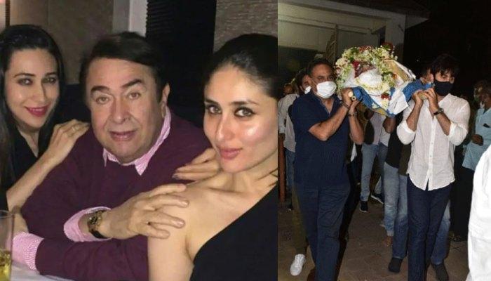 Ranbir-Kareena And Others Trolled For Celebrating Randhir Kapoor's B'Day After Rajiv Kapoor's Demise