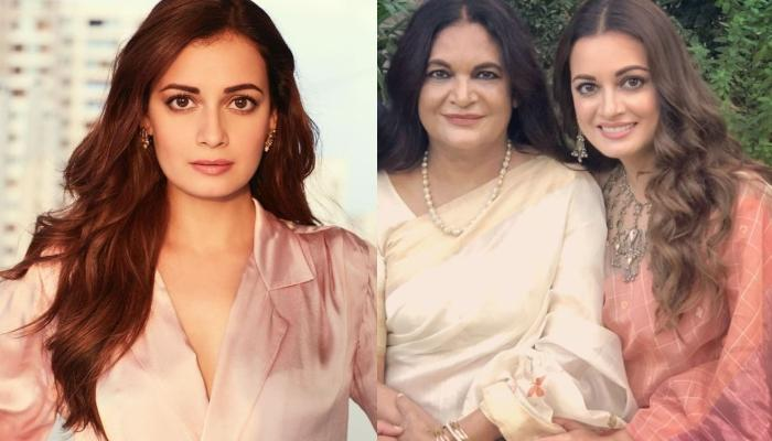 Dia Mirza Shares Details About Mother's Cancer Diagnosis And How Early Diagnosis Helped In Treatment