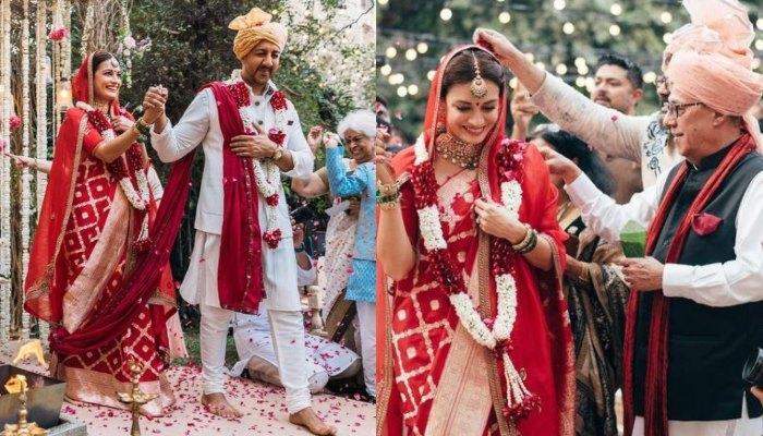 Dia Mirza Avoids 'Kanyadaan' And 'Vidaai' Rituals At Her Wedding With Vaibhav Rekhi For One Reason