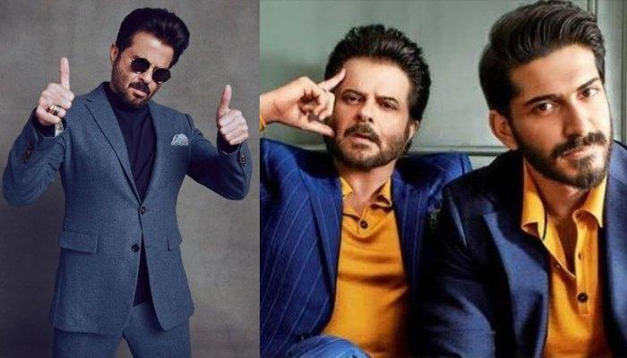 Anil Kapoor Gives An Epic Reply To His Son, Harsh Varrdhan Kapoor's Hilarious Dig At His Big Biceps