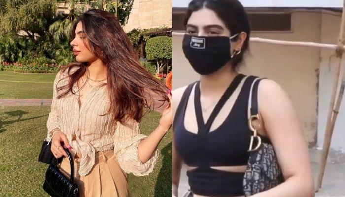 Khushi Kapoor's Dior Saddle Bag's Price Is Equal To The Cost Of A Luxurious Vacation In The Maldives