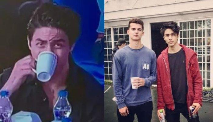 Aryan Khan's Chiseled Physique In Shirtless Photos Will Melt Your Heart After His IPL Auction Videos