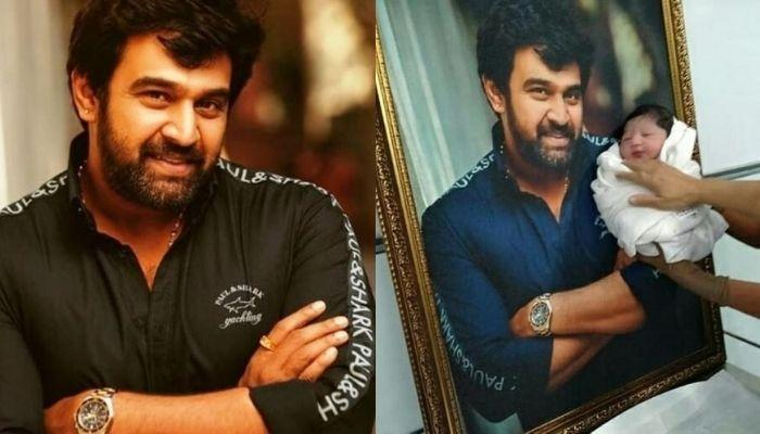 Late Actor, Chiranjeevi Sarja's 5-Month-Old Son Launched His Last Movie 'Rajamaarthanda's' Trailer