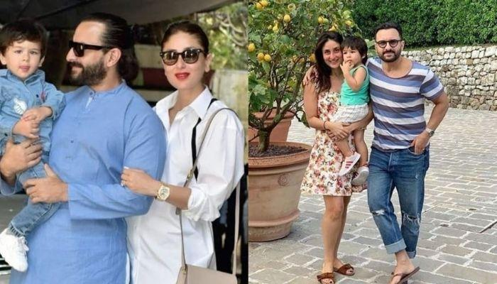 Saif Ali Khan Takes Paternity Leave From Work For His New Born Baby's Safety, Shootings To Halt