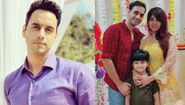 'Amrit Manthan' Actor, Waseem Mushtaq Becomes A Father Again, Reveals The Name Of His New-Born