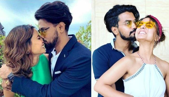 Hina Khan's Beau, Rocky Jaiswal Shares Their Unseen Romantic Picture, Calls Her His Life's Purpose