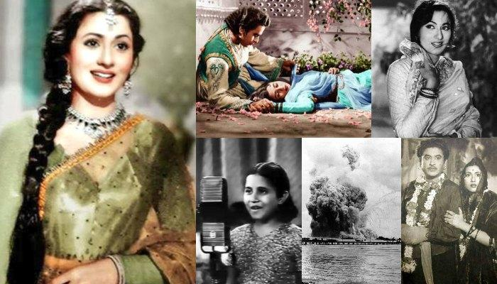 Madhubala's 52nd Death Anniversary: A Bomb Blast, 7 Love Interests, Global Star, And A Lonely Demise
