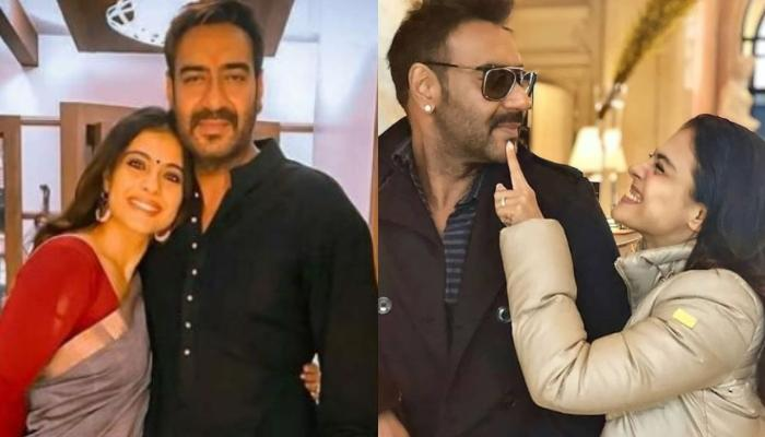 Kajol Recalls Discussing Her Boyfriend Problems With Ajay Devgn And Depending On His Sage Advice
