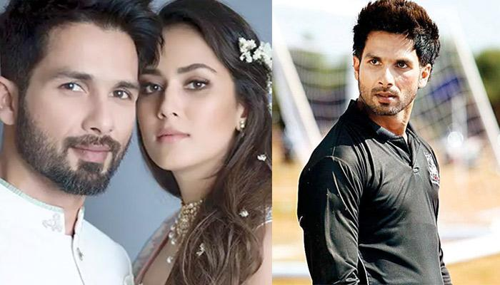 When Shahid Kapoor Shockingly Revealed Some Random People Touched His Wife, Mira Rajput Kapoor