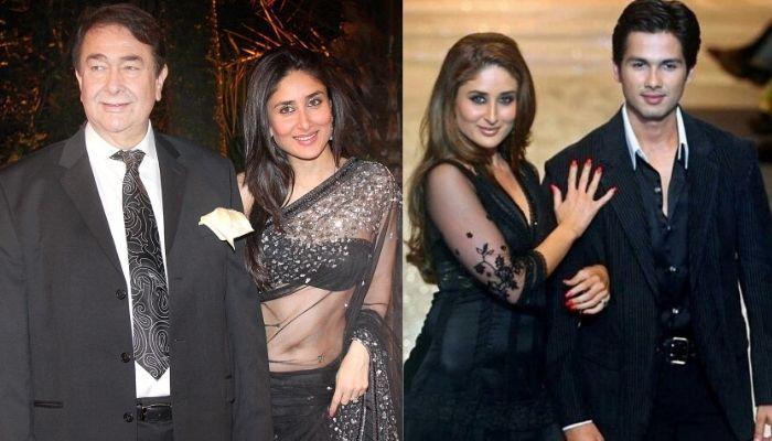 Did You Know Randhir Kapoor Gave This Nickname To Shahid Kapoor When He Was Dating Kareena Kapoor?