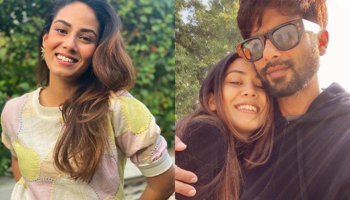 Mira Rajput Kapoor Shares A Kissing Picture To Wish Hubby, Shahid Kapoor On His 40th Birthday