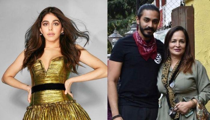 Alaya Furniturewalla Spotted With Alleged Beau, Aaishvary Thackeray And Could Be 'Saasu Maa', Smita