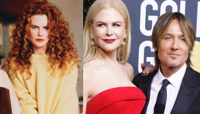 Nicole Kidman Makes A Stunning Virtual Appearance With Her Daughters At The 78th Golden Globe Awards