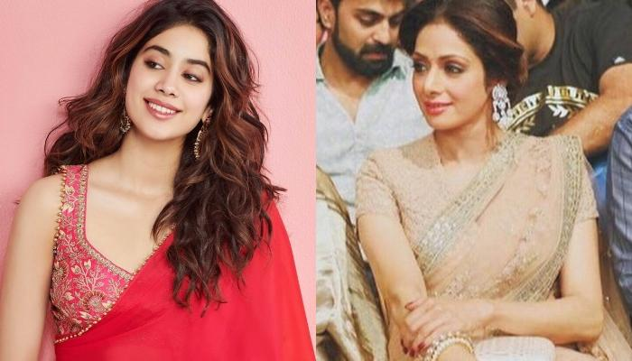 Janhvi Kapoor's Cute Pictures With A Puppy Reminds Us Of Her Mom, Sridevi In The Film 'Sadma'