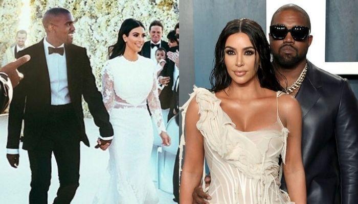 Kim Kardashian S Estranged Hubby Kanye West Spotted Wearing Wedding Ring Amidst Their Divorce Case