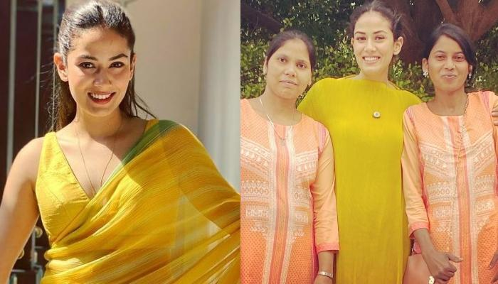 Mira Rajput Kapoor Praised For Posting Picture With Her Househelps On International Women's Day 2021 - BollywoodShaadis.com