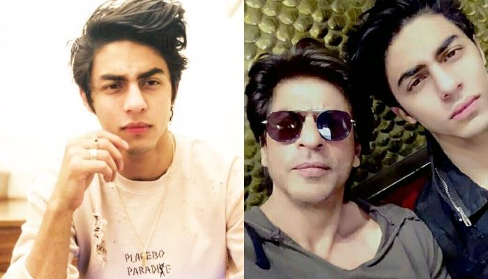 Aryan Khan's Unseen Picture With Daddy, Shah Rukh Khan Will Make You Wonder Why Time Flew So Fast