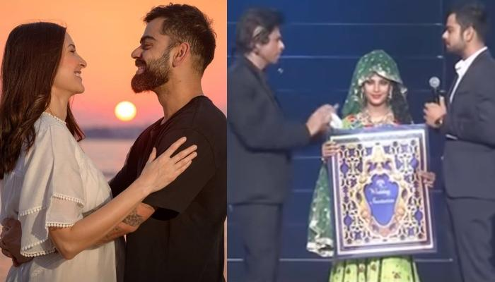 When Virat Kohli Had Picked Anushka Sharma As His Bride In A Swayamvar Conducted By SRK Back In 2014