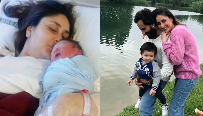 Is Kareena And Saif Second Son Name Jehangir | सैफ-करीना ने दूसरे बेटे का  नाम रखा है 'जहांगीर'