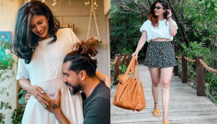 Mom-To-Be, Kishwer Merchantt Shares Some Useful Pregnancy Outfit Hacks On Days When Nothing Fits You