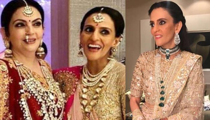 Shloka Mehta Ambani's Mother, Mona Mehta Is Not Just A Rich Wife But Also A Jewellery Designer