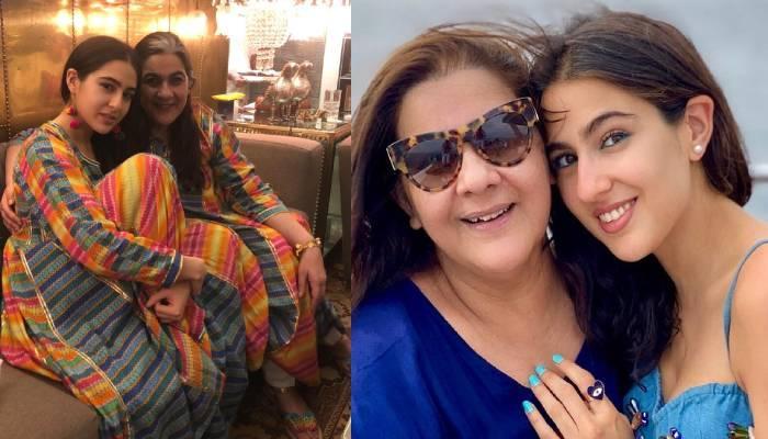 सारा अली खान ने मां अमृता सिंह की अनदेखी फोटो की शेयर, लग रहीं एक्ट्रेस की कार्बन कॉपी