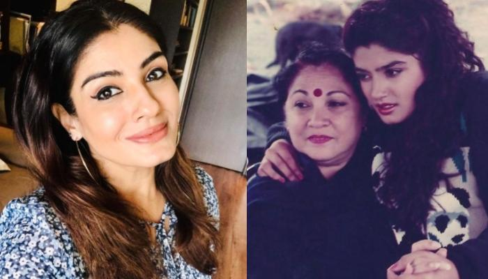 Raveena Tandon's Birthday Wish For Her Mother Is Pure Love, Says She Will Never Surpass Her Beauty