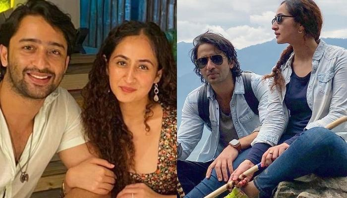 Shaheer Sheikh Reveals His First Eid Plans With Wife, Ruchikaa Kapoor Amidst Her Pregnancy Rumours