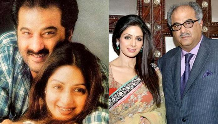 When Boney Revealed How He Fell For Sridevi In This Old Interview, Would've Built Taj Mahal For Her