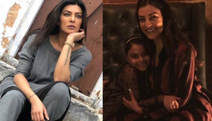 Sushmita Sen Turns Hairstylists For Her Daughter, Alisah, Shares Her Final Makeover Picture
