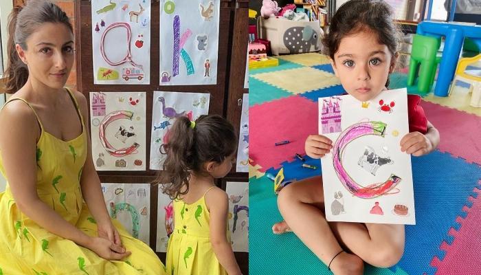 Inaaya Naumi Kemmu's Unseen Priceless Preschool Memories Will Make You Nostalgic About School Life