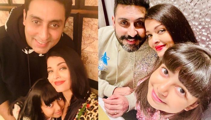 Abhishek Bachchan Shares His Post-Pandemic Plan With Wifey, Aishwarya Rai Bachchan And Aaradhya