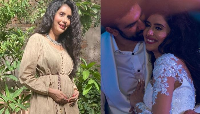 Mommy-To-Be, Charu Asopa Reunites With Hubby, Rajeev Sen, Shares A Cute Picture