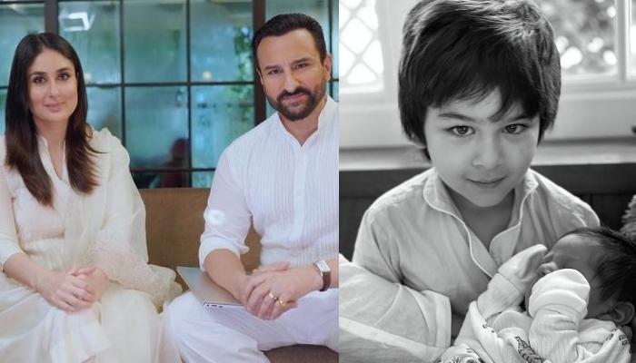 Kareena Kapoor And Saif Ali Khan Had Finalised This Name For Their Second  Son, Before Naming Him Jeh