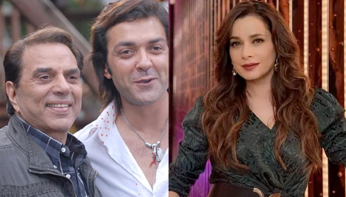 Neelam Kothari Dated Bobby Deol For 5 Yrs But Could Not Marry Him As Papa Dharmendra Was Against It