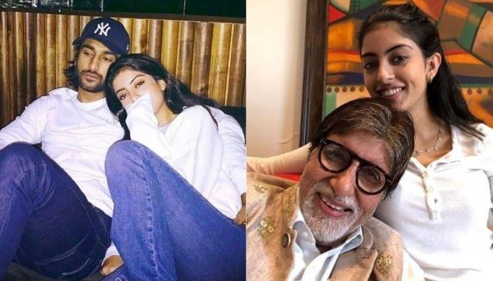 Meezaan Jafri Shares Amitabh Bachchan's Reaction To His Dating Rumours With Navya Naveli Nanda