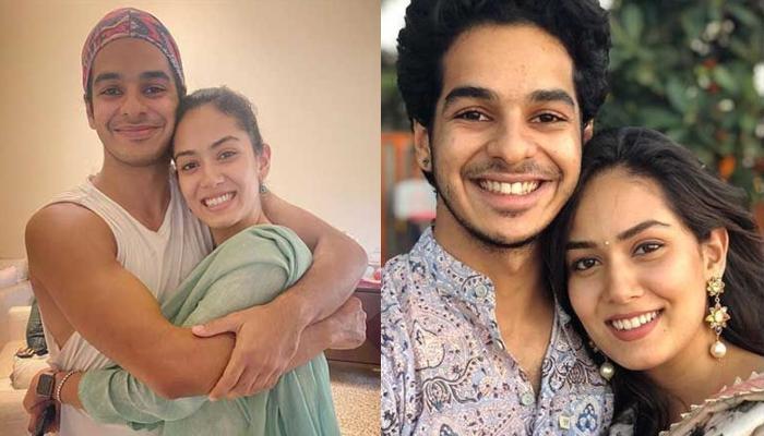 Ishaan Khatter Wears His Sister-In-Law, Mira Rajput's Bucket Hat, Gives Pure 'Bhabhi-Devar' Goals