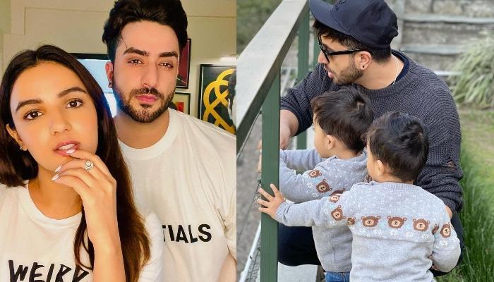 Aly Goni Celebrates His Niece And Nephews' Birthday, Future 'Mami' Jasmin Bhasin Attends The Bash