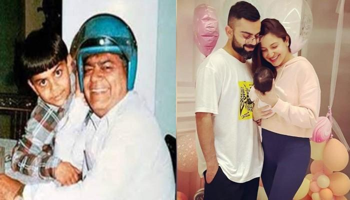 Virat Kohli Regrets Losing His Father Before His Debut, Wishes If He Was Alive And Could Meet Vamika