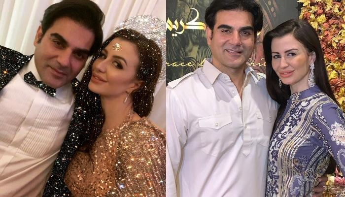 Arbaaz Khan's Girlfriend, Giorgia Andriani Shares A Cute Picture With Him, Pens A Birthday Note