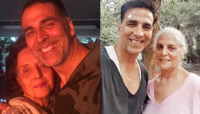 Akshay Kumar Returns To India From UK After His Mother Gets Admitted To ICU