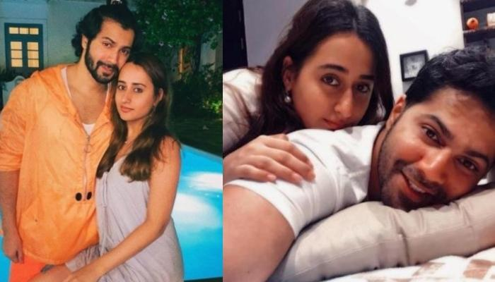 Varun Dhawan Shares Romantic Pictures With Natasha From Their Vacation, They Look Madly-In-Love